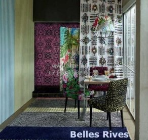 Belles Rives Wallpapers