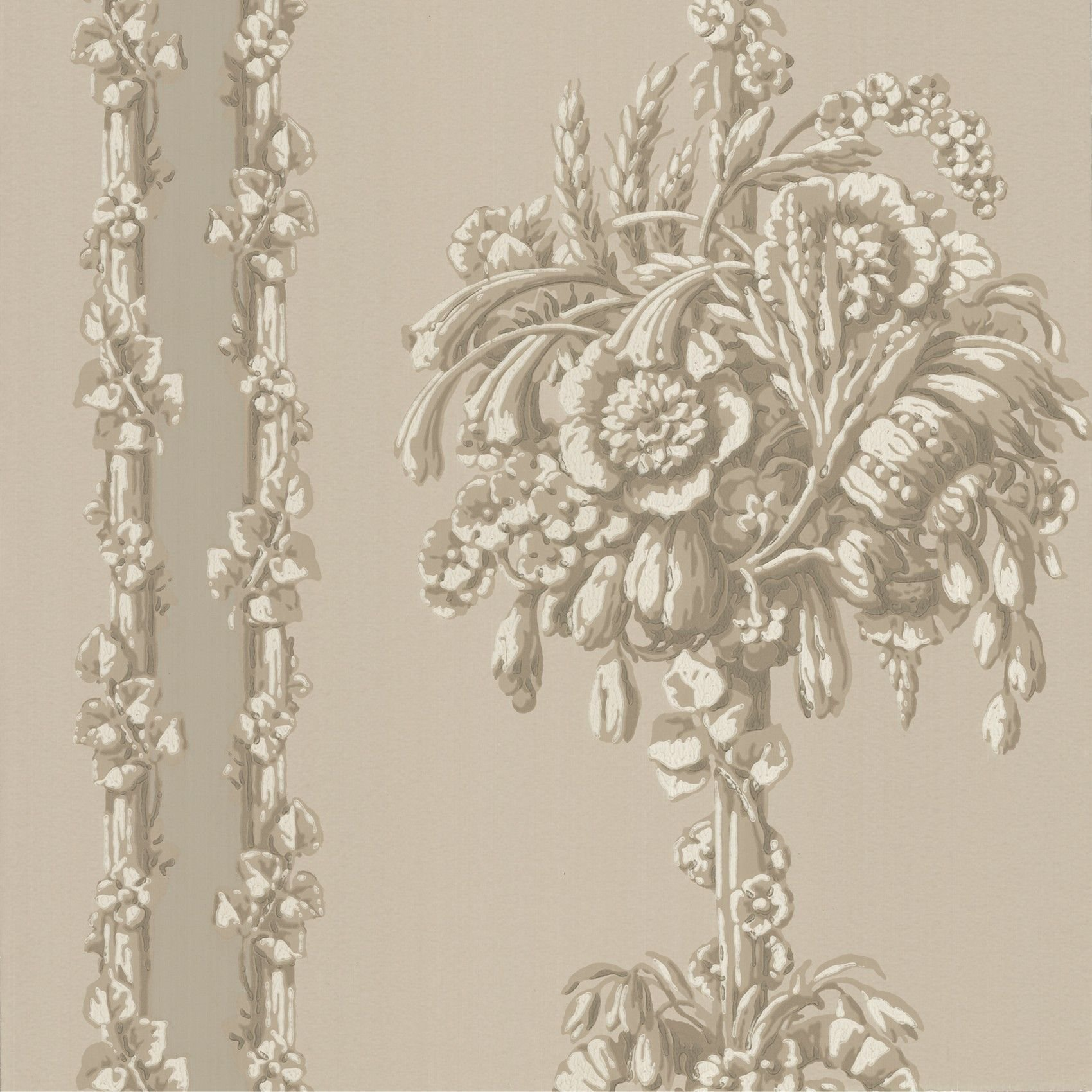 Обои Little Greene London Wallpapers 4 0251CBMEDAL