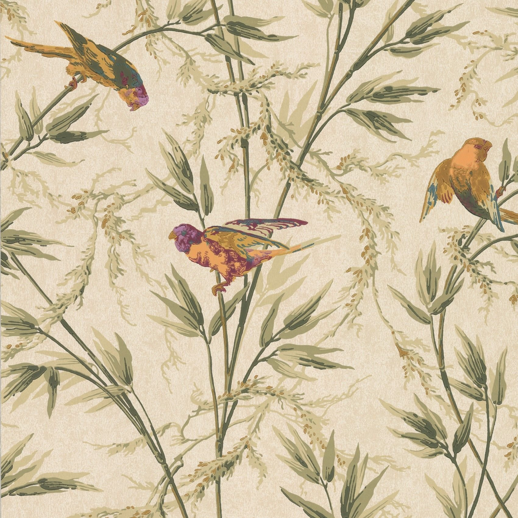 Обои Little Greene London Wallpapers 4 0251GOSTABL