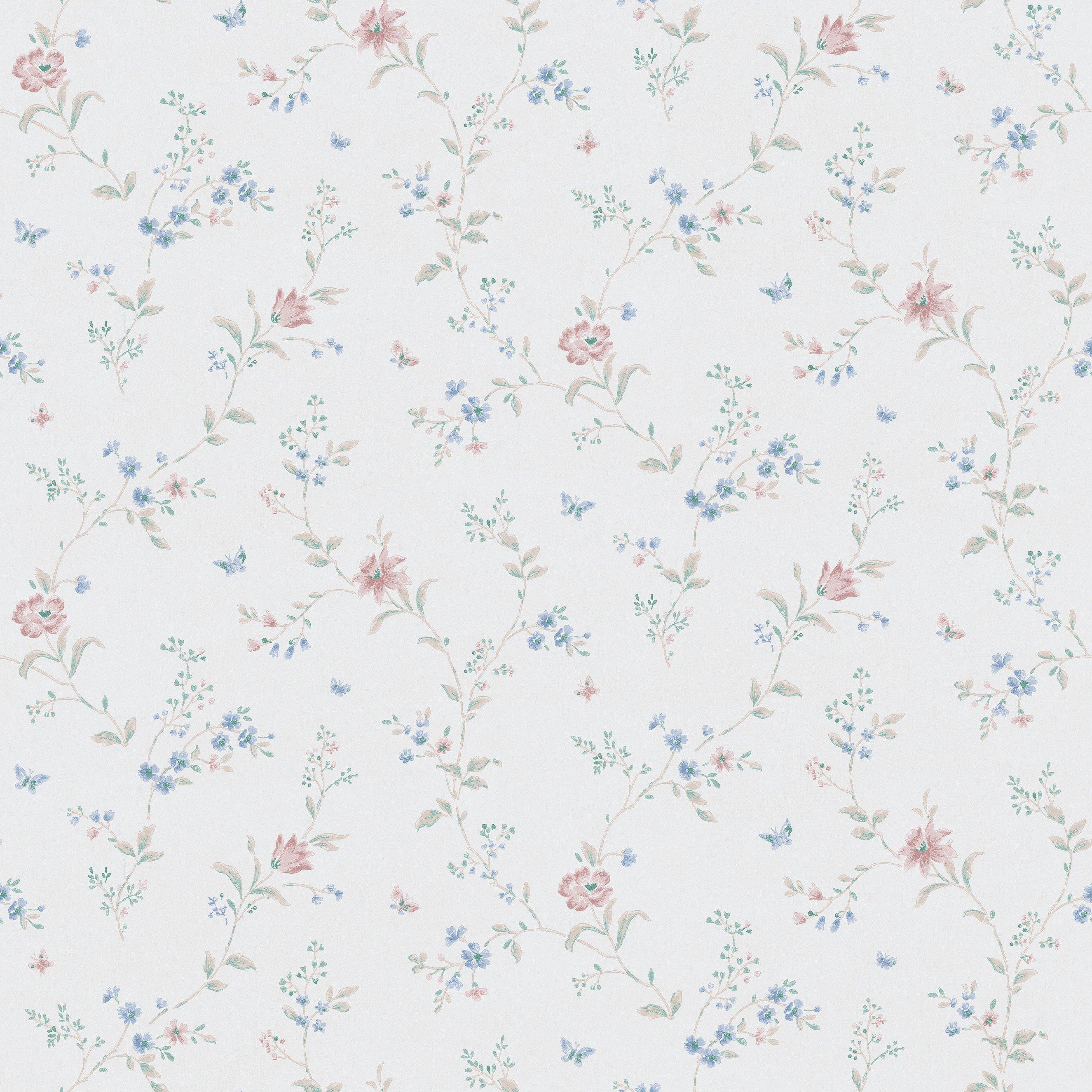 фон в мелкий цветочек оно