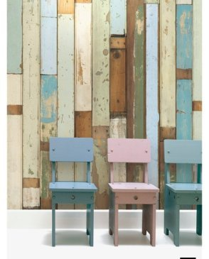 Обои PIET HEIN EEK Altholz Scrapwood PHE03