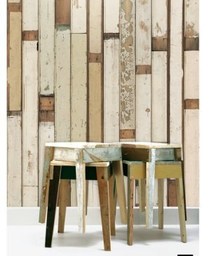 Обои PIET HEIN EEK Altholz Scrapwood PHE01