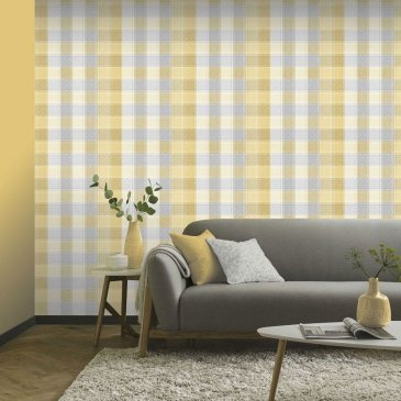 Обои Arthouse Geometrics Checks n Stripes 902807 изображение 2