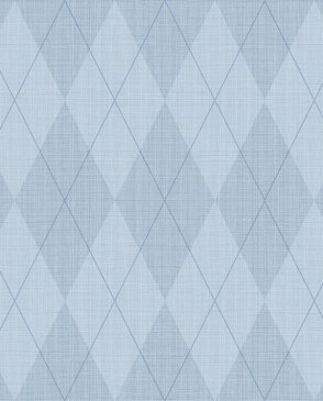 Обои Paper & Ink Navy Grey and White BL72012 изображение 1